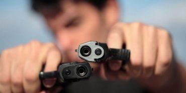 На Прикарпатті чоловік випустив 9 куль у товариша