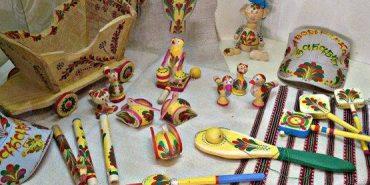 У музеї Писанки відкрили виставку дерев'яних іграшок. ФОТО