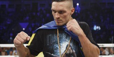 Олександра Усика виключили з Міжнародної боксерської федерації