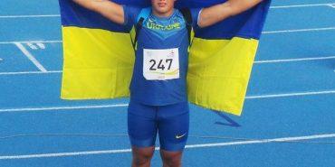 Легкоатлет з Прикарпаття став чемпіоном Європи