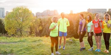 Frankivsk Half Marathon'16 запрошує на лекторій