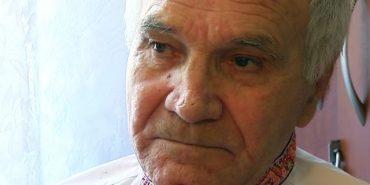 У Коломиї відсвяткував свій ювілей шахтар з Донецька. ВІДЕО