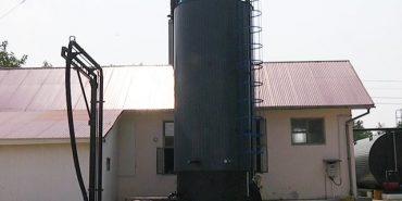 Новий завод у Городенці на італійському устаткуванні вироблятиме до 4 тонн бітумної емульсії за годину. ВІДЕО