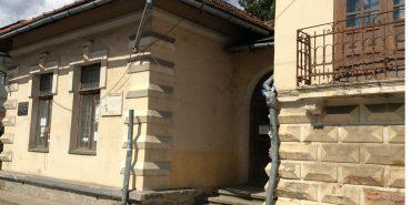 """Поляки у Коломиї відреставрують будинок товариства """"Сокіл"""", який перебуває у занедбаному стані. ФОТО"""