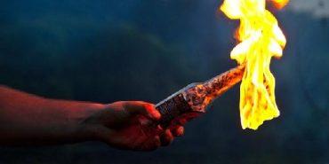 На Коломийщині підпалили приміщення екс-очільнику РДА Михайлу Негричу