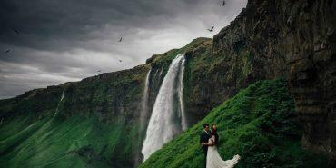 Визначено кращі весільні фото року, зроблені в різних куточках світу