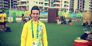 На Олімпійських іграх сьогодні виступить важкоатлетка з Коломиї Вероніка Івасюк