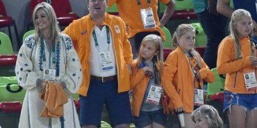 Королева Нідерландів прийшла на Олімпіаду в Ріо у сукні-вишиванці. ФОТО