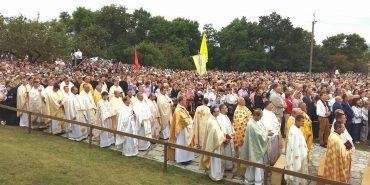 У Крилосі пройшла Всеукраїнська Патріарша проща, яку очолив Блаженніший Святослав. ФОТОРЕПОРТАЖ