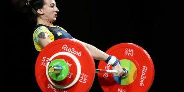 Важкоатлетка з Коломиї Вероніка Івасюк виступила на Олімпійських іграх у Ріо