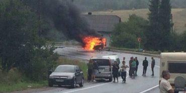 Масштабна автокатастрофа на Львівщині, є загиблі та багато поранених. ФОТО