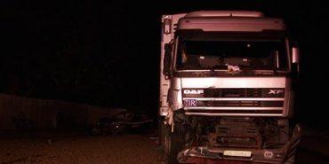 На Коломийщині вантажівка на смерть збила 28-річного поліцейського. ФОТО