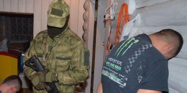На Прикарпатті СБУ викрила лабораторію з виробництва наркотиків