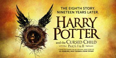 Україномовна версія нової книжки про Гаррі Поттера з'явиться вже у жовтні