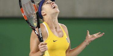 Українська тенісистка обіграла в Ріо першу ракетку світу Серену Вільямс