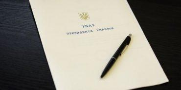 Президент відзначив державними нагородами 78 військових-учасників АТО