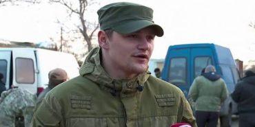 """Друг """"Хорват"""" з Березова, який брав участь у конфлікті на Драгобраті, став начальником головного штабу ДУК """"Правий сектор"""""""