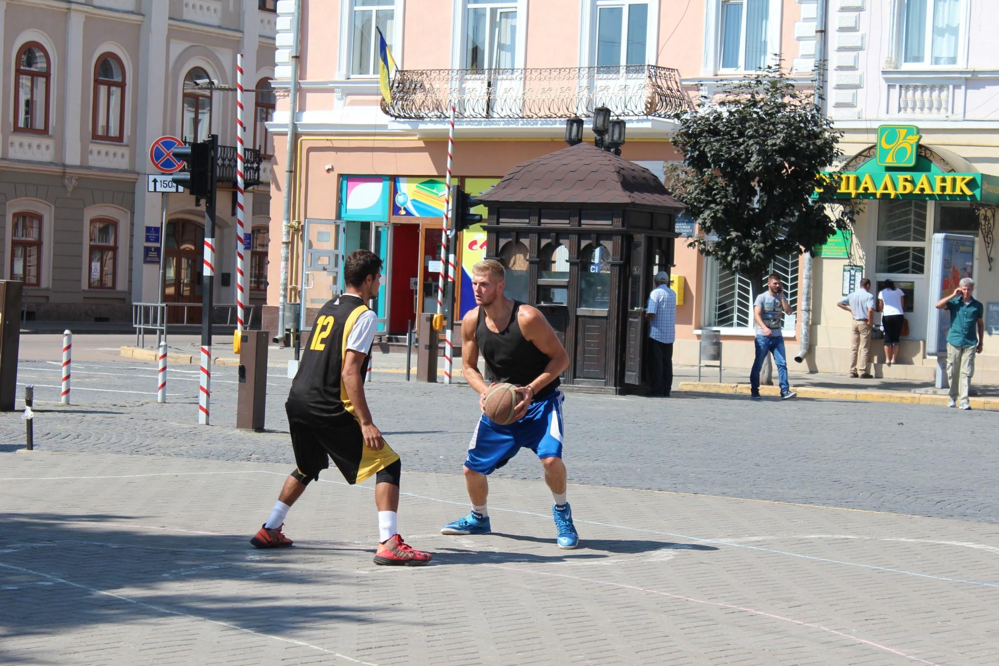 У Коломиї відроджують традиції стрітболу: БФ