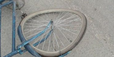 У Косові під колеса Мercedes-Вenz потрапив велосипедист