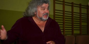 Директор Коломийського драмтеатру Дмитро Чиборак став народним артистом України