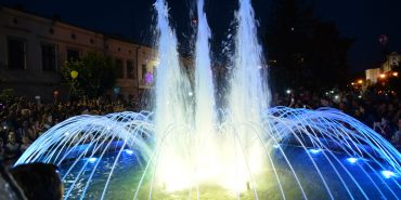 """БФ """"Покуття"""" оголосив конкурс на кращий ескіз лавок відпочинку біля фонтана"""