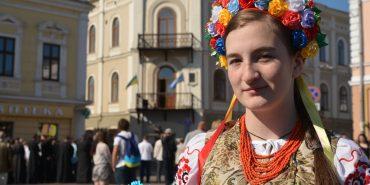 Народжені Вільними: Коломия святкує 25-річчя Незалежності України. ФОТОРЕПОРТАЖ