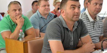 Коломийські депутати вирішили не радитися з громадою щодо створення третьої ДЮСШ. ФОТОРЕПОРТАЖ
