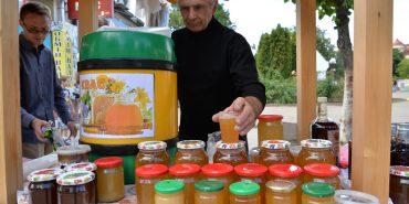Медовий фестиваль розпочався у Коломиї. ФОТОРЕПОРТАЖ