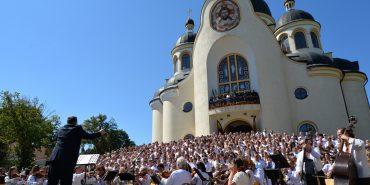 775 хористів до 775-річчя Коломиї одночасно виконали гімн і встановили рекорд України. ФОТОРЕПОРТАЖ+ВІДЕО