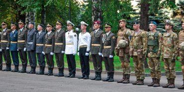 Нові зразки форми продемонструють військові на параді у День Незалежності