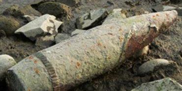 На Коломийщині знайшли артснаряди часів Другої світової війни