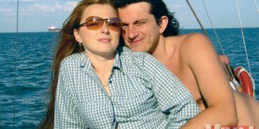 Пам'яті Скрябіна: Ексклюзивні фото Кузьми з донечкою та дружиною