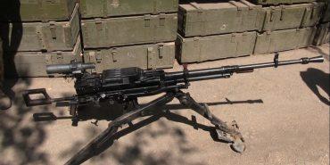 Бійці 10-ї окремої гірсько-штурмової бригади з Коломиї захопили ворожу зброю. ВІДЕО