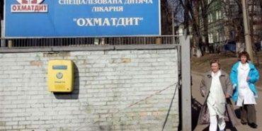 """Добудовувати """"Охматдит"""" буде фірма з Прикарпаття зі статутним капіталом 375 грн"""