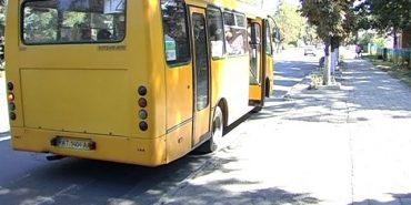Коломийські пенсіонери тепер не можуть безкоштовно їздити у маршрутках. ВІДЕО