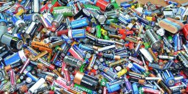 У Коломиї збирають використані батарейки для утилізації. ВІДЕО