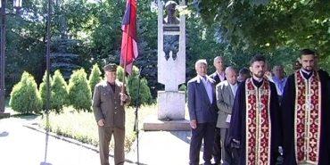 У Коломиї відзначили 25-ту річницю від дня встановлення пам'ятника Бандері