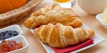 Рецепт найсмачнішого круасана у світі від французького пекара Бенжаміна Турк'є. ВІДЕО