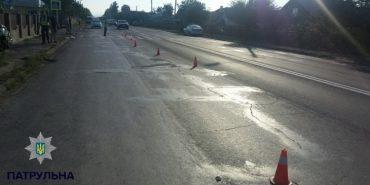 На Прикарпатті водій збив 12-річну дівчинку і втік з місця пригоди