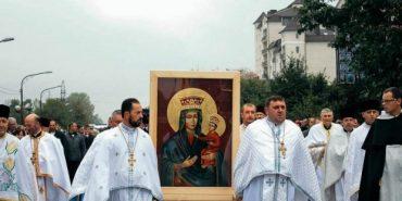 Поляки повернули на Прикарпаття ікону Богородиці, яку вивезли 72 роки тому