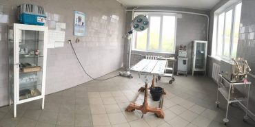 Коломиянин пожалівся на жахливий стан Коломийської ветеринарної лікарні. ФОТО