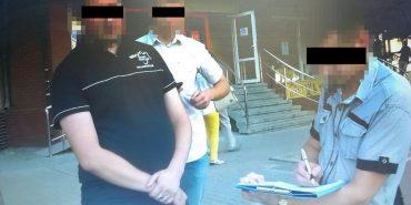 СБУ області затримала на хабарі працівника виконавчої служби