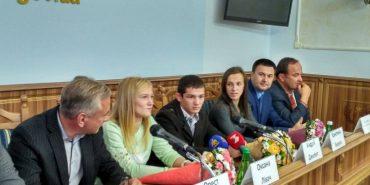 Чемпіон світу з вільної боротьби Андрій Джелеп повернувся на Прикарпаття