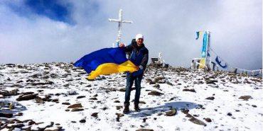 Перший сніг випав на вершині Говерли, температура становить мінус 15 градусів