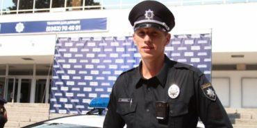 Очільник патрульної поліції Франківська  заперечує факт побиття ним ветерана  АТО