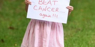 4-річна дівчинка перемогла рак попри невтішні прогнози лікарів
