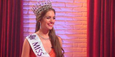 """Переможниця """"Міс Україна"""", корона якої коштує 250 тисяч доларів, порівняла себе з iPhone 7"""