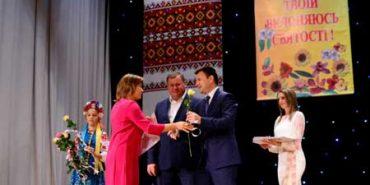 Нагородами відзначили кращих освітян Прикарпаття. ФОТО