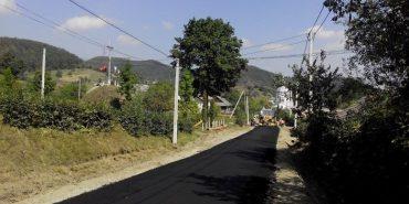 У Слободі розпочали капітальний ремонт дороги за рахунок субвенції з держбюджету. ФОТО