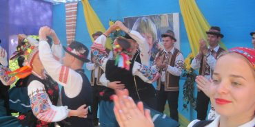 Пісня на ім'я Квітка: На Коломийщині відбувся IX літературно-мистецький фестиваль ім. Цісик. ФОТОРЕПОРТАЖ